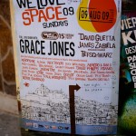 We Love Space poster at Ses Salines @ We Love Space (Space, Ibiza)