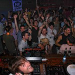 Rocking the red box @ We Love Space (Space, Ibiza)